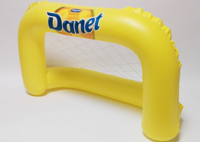 Inflatable goal Danet