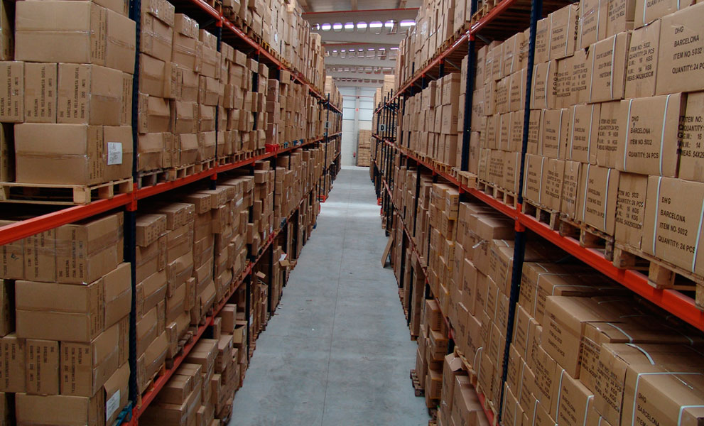 Warehouse of DHG