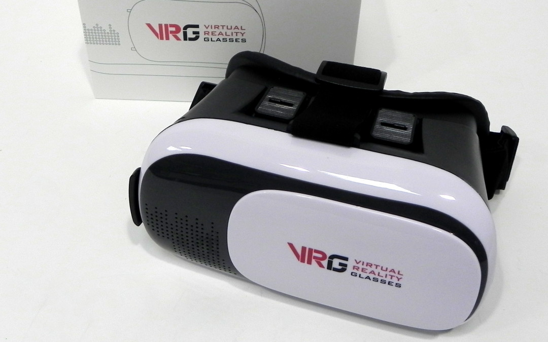 Virtual Reality Glasses E-240