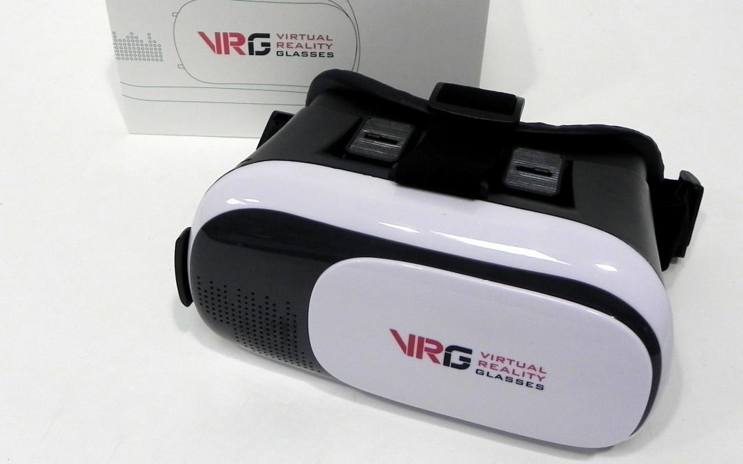 Vive la realidad virtual con nuestras gafas VR E-240